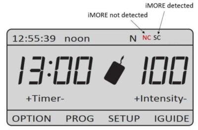 iMRS iMORE Detection Symbol