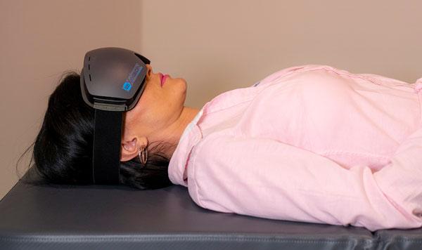 iMRS Prime Brainwave Entrainment Exagon Brain