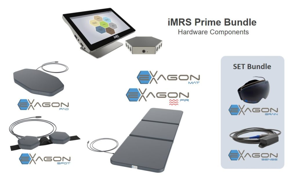 iMRS Prime Hardware Components
